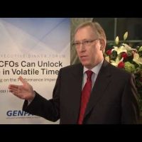 The Changing role of a CFO by Detlef Thielgen, UCB