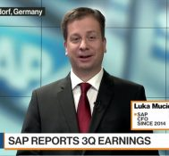 The Outlook for SAP Is Rosy, Says CFO Mucic