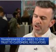 Transferwise CFO: Expect strong growth this fiscal year