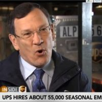 UPS CFO Kuehn on Holiday Shipping, Strategy