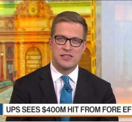UPS Grapples With Stronger U.S. Dollar