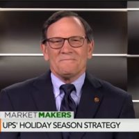 UPS Ready for Robust Holiday Sales Year, CFO Kuehn Says