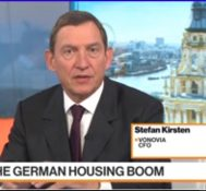 Vonovia CFO Kirsten on German Housing Market