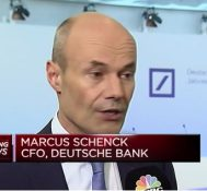 Want to get back to normal compensation: Deutsche Bank CFO