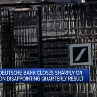 We are a global, diverse bank: Deutsche Bank CFO