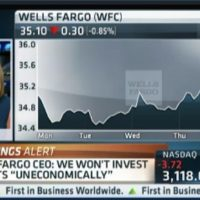 Well Fargo CFO Asks Fed to Return More Capital