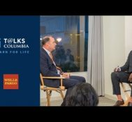 Wells Fargo CFO John Shrewsberry on Corporate Transformation with Dean Jason Wingard