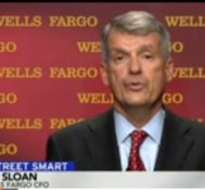 Wells Fargo CFO on Profit, Outlook, U.S. Debt Limit