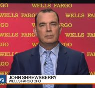 Wells Fargo Vigorously Competing for Loans, CFO Says