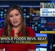 Whole Foods beats Street, names new CFO