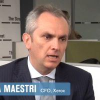 Xerox CFO: We're Driven by Services