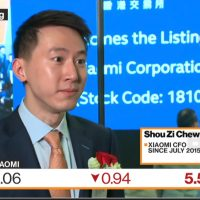 Xiaomi CFO on Trading Debut, Business Strategy, Expansion Plans