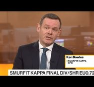 Ken Bowles, CFO, talks to Bloomberg about the Smurfit Kappa 2018 Full Year Results
