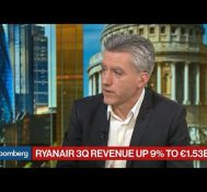 Ryanair Will Continue to Prioritize Increasing Market Share, Says CFO