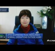 China's express delivery industry is facing a 'steady recovery,' says CFO