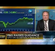 Procter & Gamble CFO on Q2 earnings beat and raised outlook