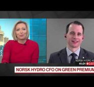 Chip Shortage Could Hit Aluminum Market Norsk Hydro CFO