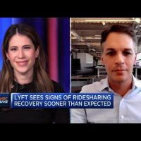Lyft CFO: Ridesharing is coming back sooner than expected