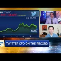 Twitter CFO on Q1 earnings results, user growth, outlook and more