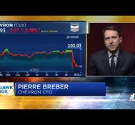 Chevron CFO on Q1 earnings results, outlook on oil prices and more