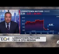 Lordstown Motors CEO and CFO resign — Here's what to know