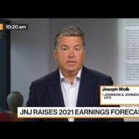 J&J CFO: Not-for-Profit Vaccine Price Likely to End in 2021