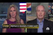 We're performing well against competition: PepsiCo CFO